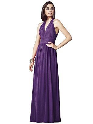 Special Order Dessy Shimmer Bridesmaid Dress 2908LS