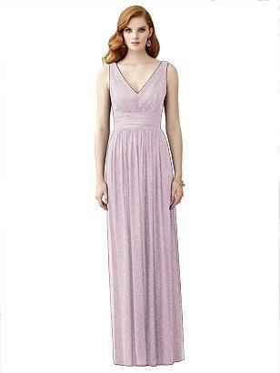 Special Order Dessy Shimmer Bridesmaid Dress 2955LS