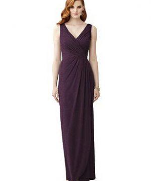 Special Order Dessy Shimmer Bridesmaid Dress 2958LS