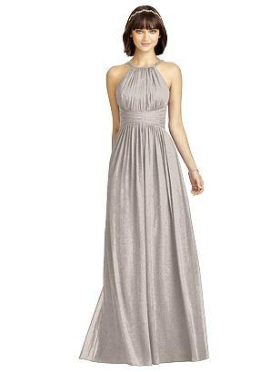 Special Order Dessy Shimmer Bridesmaid Dress 2969LS