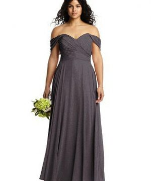 Special Order Dessy Shimmer Bridesmaid Dress 2970LS