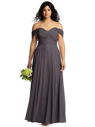 Special Order Dessy Shimmer Bridesmaid Dress 2970LS