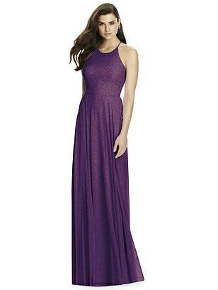 Special Order Dessy Shimmer Bridesmaid Dress 2988LS