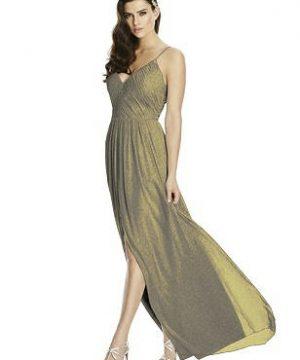 Special Order Dessy Shimmer Bridesmaid Dress 2989LS