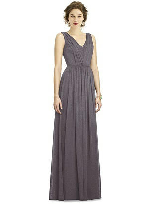 Special Order Dessy Shimmer Bridesmaid Dress 3005LS