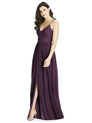 Special Order Dessy Shimmer Bridesmaid Dress 3019LS