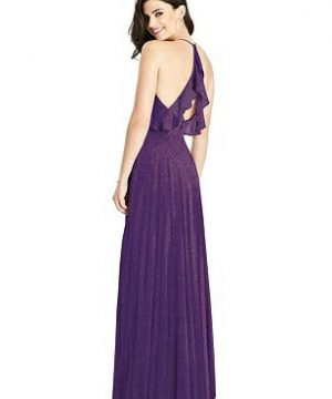 Special Order Dessy Shimmer Bridesmaid Dress 3021LS