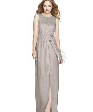 Special Order Dessy Shimmer Bridesmaid Dress 3025LS