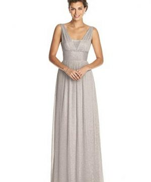 Special Order Dessy Shimmer Bridesmaid Dress 3026LS