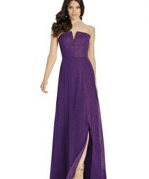 Special Order Dessy Shimmer Bridesmaid Dress 3041LS
