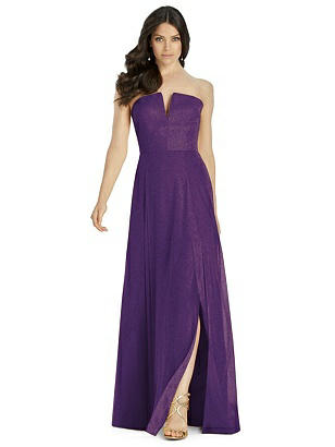 Special Order Dessy Shimmer Bridesmaid Dress 3041LS