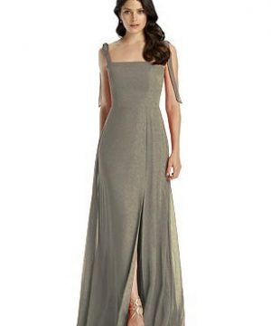 Special Order Dessy Shimmer Bridesmaid Dress 3042LS