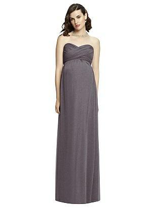 Special Order Dessy Shimmer Maternity Bridesmaid Dress M426LS