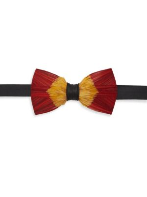 Starfire Feather Bow Tie