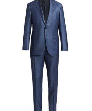 Trofeo Basic Wool Suit