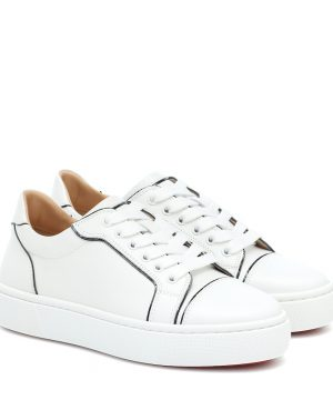 Vieirissima leather sneakers