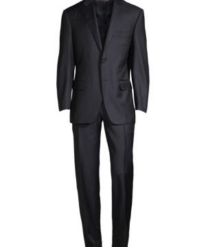 Wool Two-Button Suit