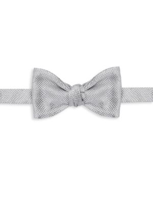 Woven Jacquard Bow Tie