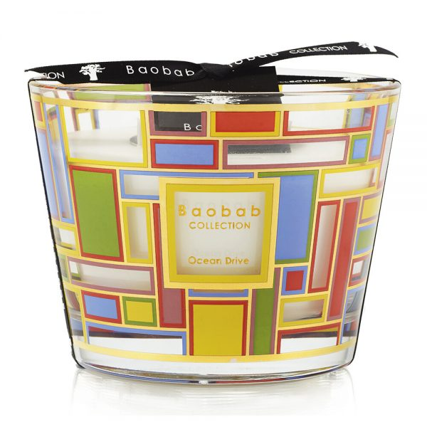 Baobab Collection - Ocean Drive Scented Candle - 10cm