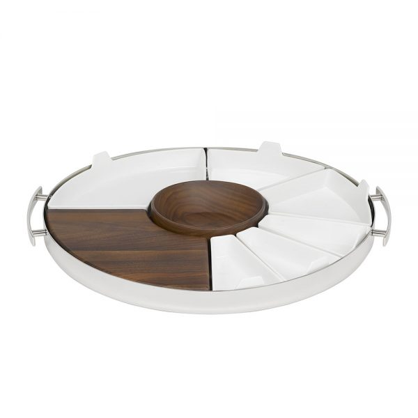 Christofle - Stainless Steel Mood Party Tray