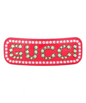 Embellished hair clip