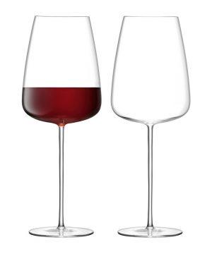 LSA International - Wine Culture Red Wine Grand Glass - Set of 2