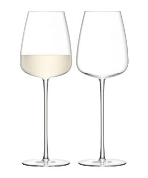 LSA International - Wine Culture White Wine Glass - Set of 2