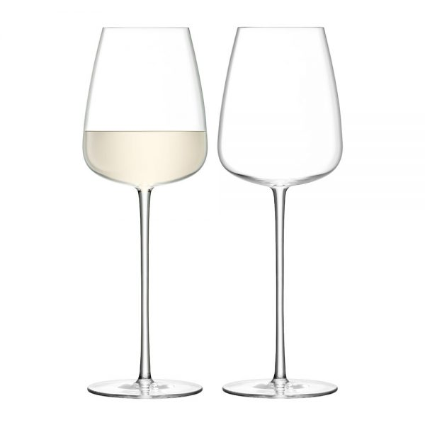 LSA International - Wine Culture White Wine Glass - Set of 2