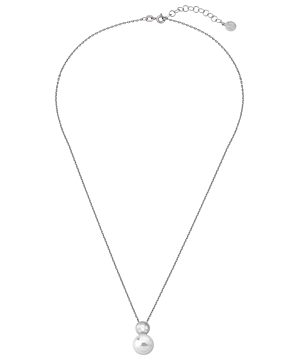 Majorica Simulated Pearl Pendant Necklace, 16-18