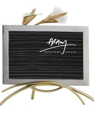 "Michael Aram - Calla Lily Easel Photo Frame - 4x6"""