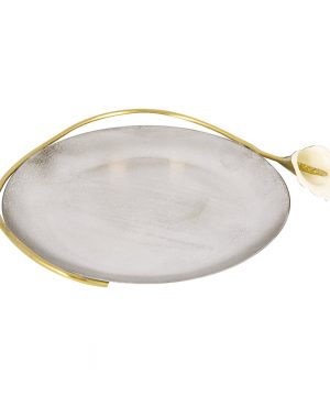 Michael Aram - Calla Lily Round Plate