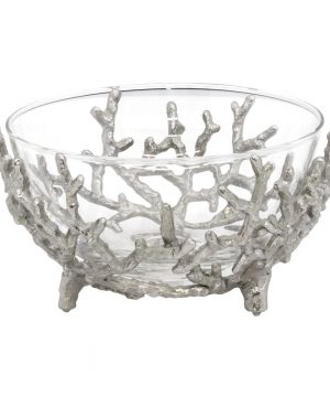 Michael Aram - Ocean Reef Glass Bowl - 13cm