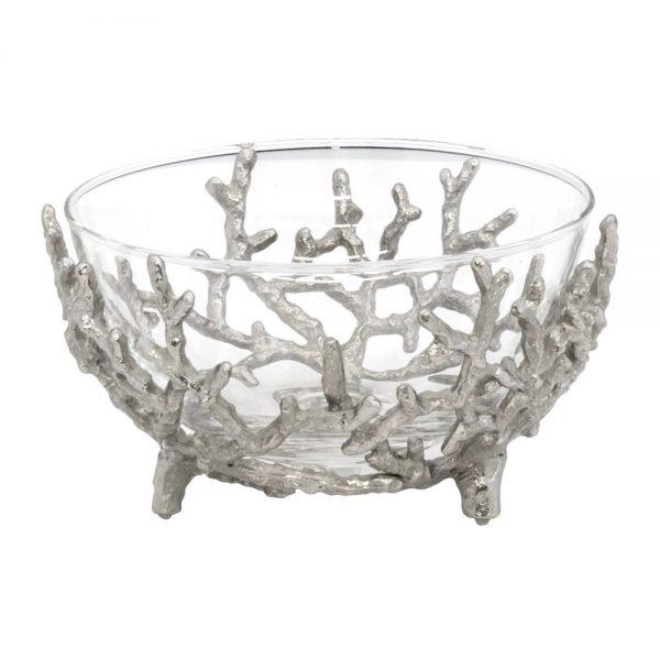 Michael Aram - Ocean Reef Glass Bowl - 13cm