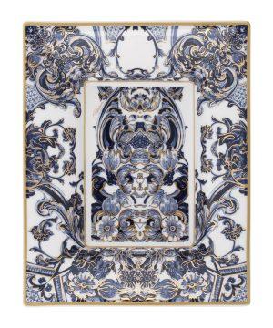 Roberto Cavalli - Azulejos Rectangular Tidy Tray
