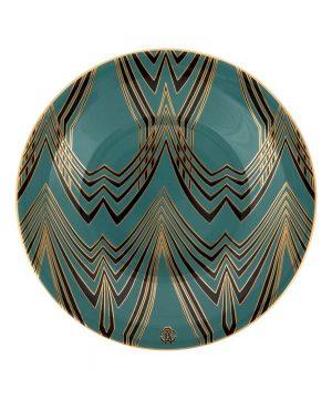 Roberto Cavalli - Deco Bread Plate - 15.5cm