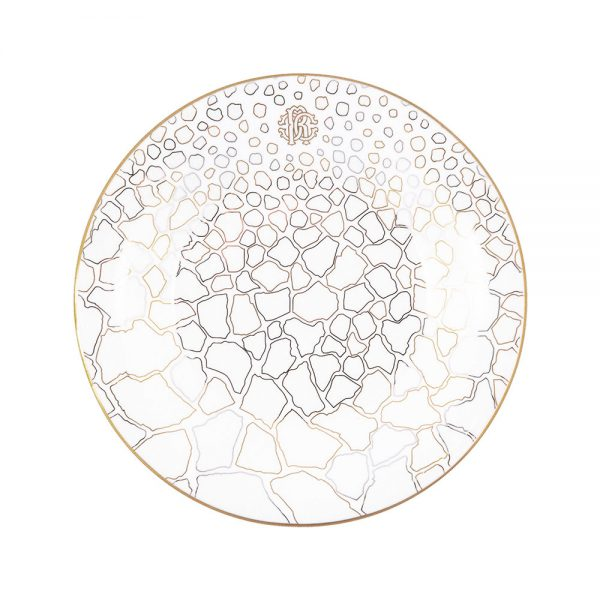 Roberto Cavalli - Giraffe Bread Plate