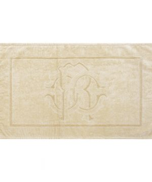 Roberto Cavalli - Logo Bath Mat - 886 - 60x90cm