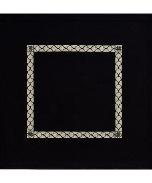 Roberto Cavalli - Venezia Napkins - Set of 2 - Black