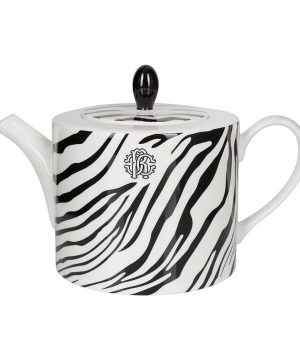 Roberto Cavalli - Zebrage Tea/Coffee Pot