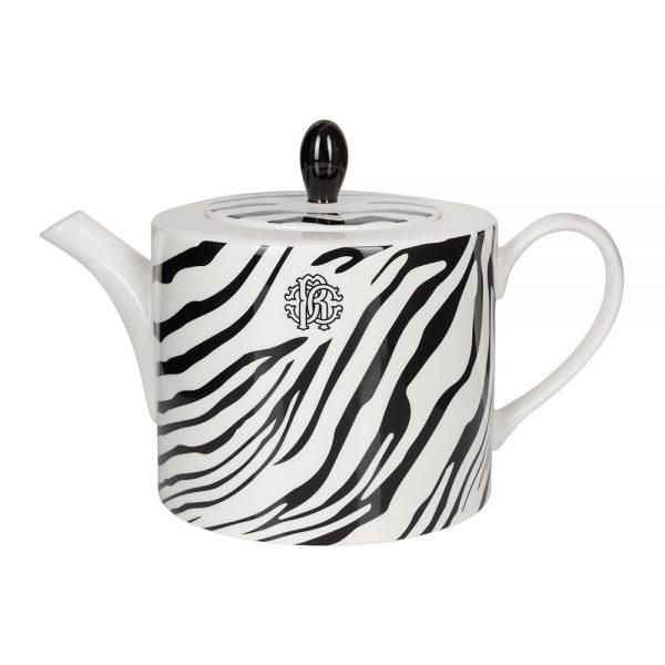 Roberto Cavalli - Zebrage Tea/Coffee Pot