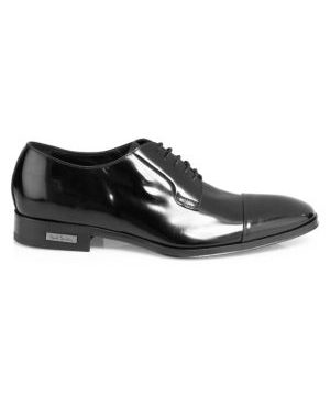 Spencer Patent Leather Dress Shoes