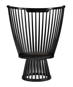 Tom Dixon - Fan Chair - Black