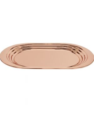 Tom Dixon - Plum Serving Tray - Copper