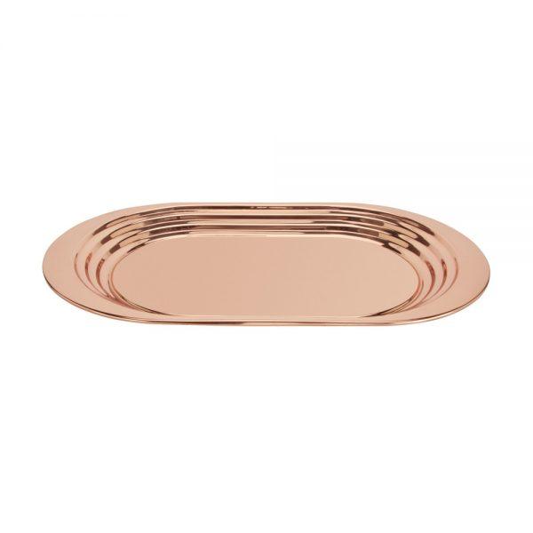 Tom Dixon - Plum Serving Tray - Copper