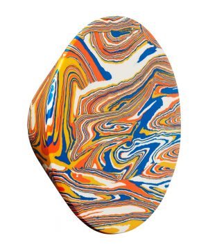 Tom Dixon - Swirl Cone Hook - Large