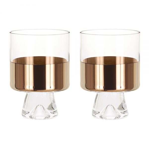 Tom Dixon - Tank Low Ball Glasses - Set of 2