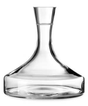 Vera Wang for Wedgwood - Bande Wine Decanter