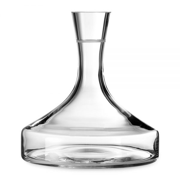 Vera Wang for Wedgwood - Bande Wine Decanter