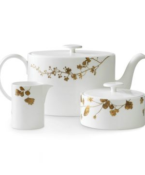 Vera Wang for Wedgwood - Jardin 3 Piece Tea/Coffee Set