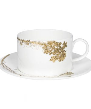 Vera Wang for Wedgwood - Jardin Teacup & Saucer